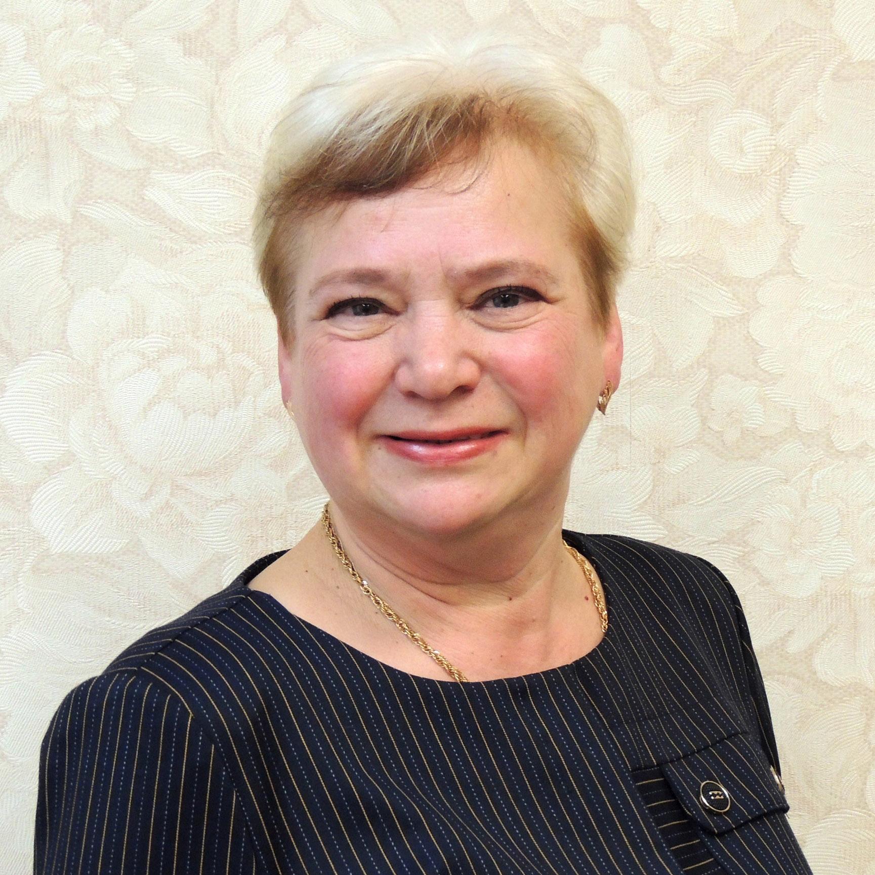 Богатырева Анна Борисовна