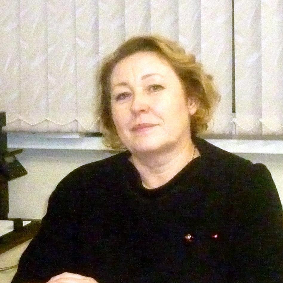 Чеглакова Вера Юрьевна